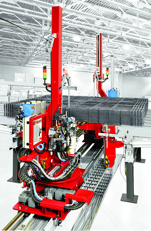 strapping machines equipped with steel strap
